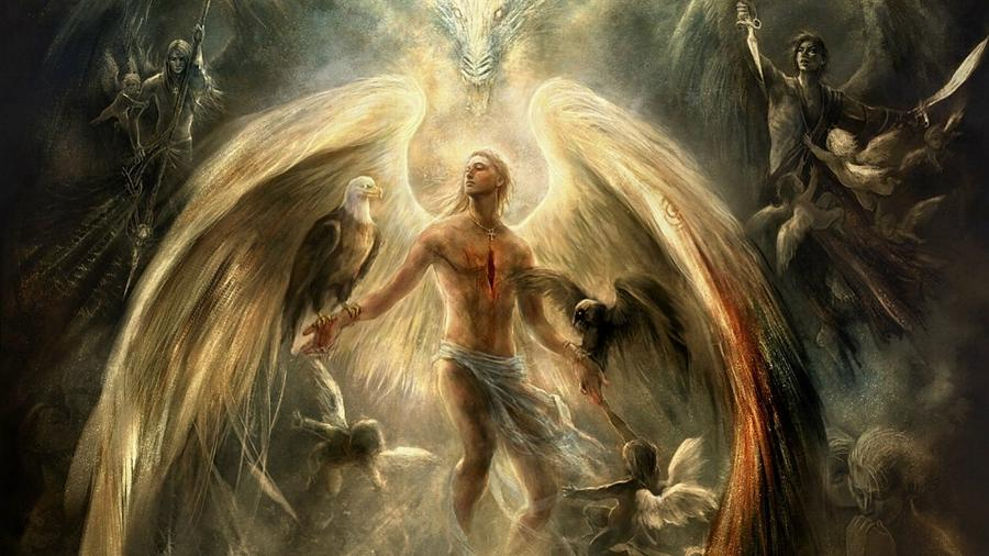 Fantasy - Angel Wallpapers and Backgrounds ID : 160061