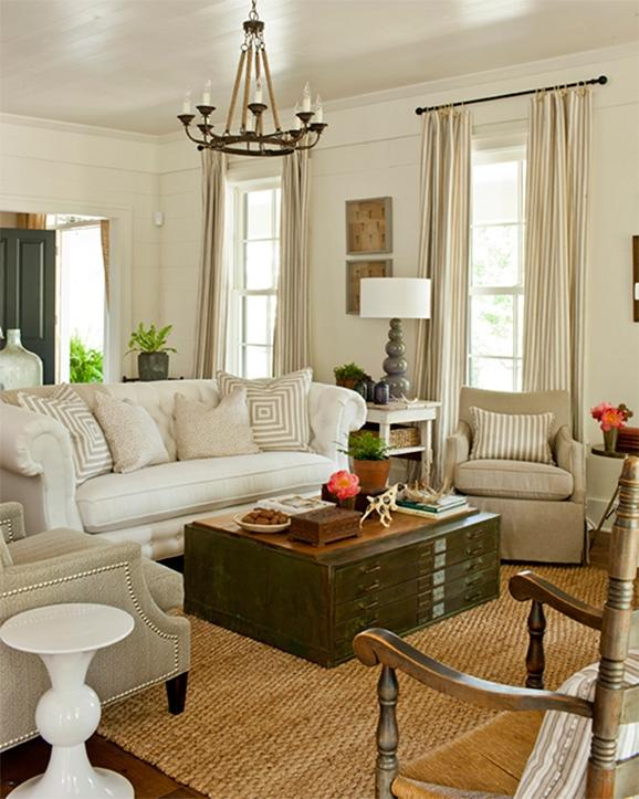 Southern Living House Plans With Interior Photos