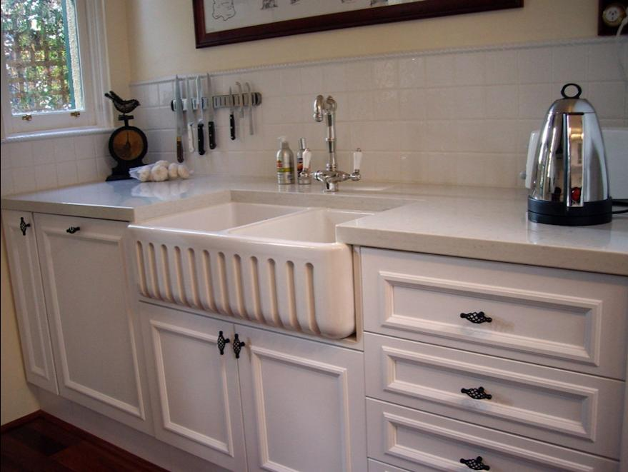 ... French Provincial Kitchen Mt Martha ...