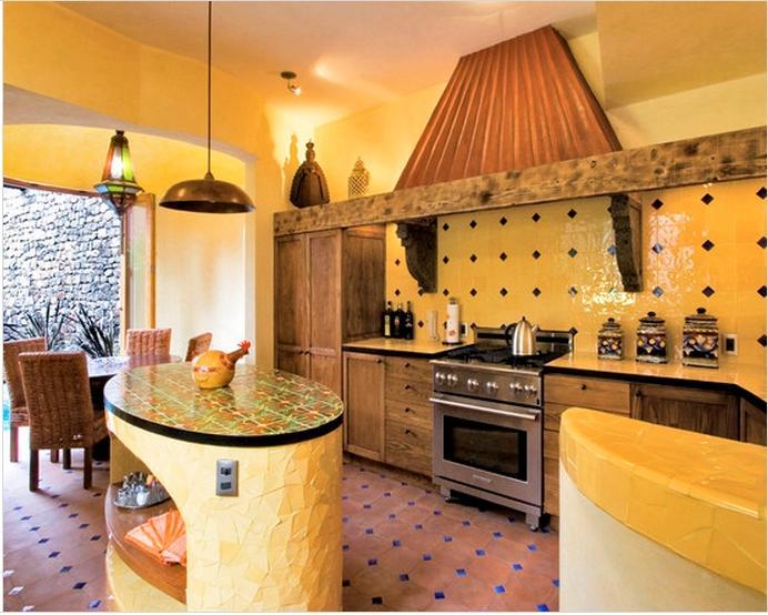 Photo decoration cuisine marocaine for Decoration chambre de nuit marocain