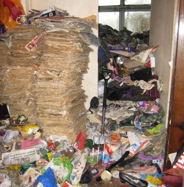Disgusting House Photos