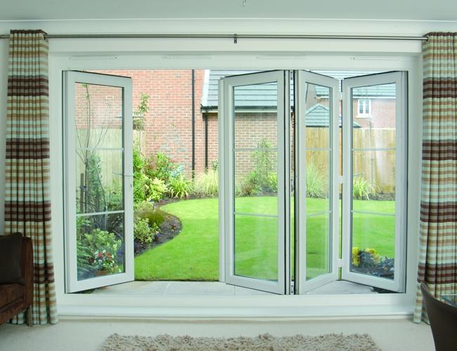 French doors are as beautiful as they are functional. There are...