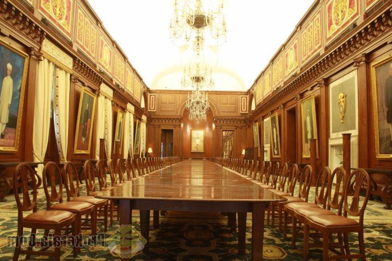 Rashtrapati Bhavan Interior Photos