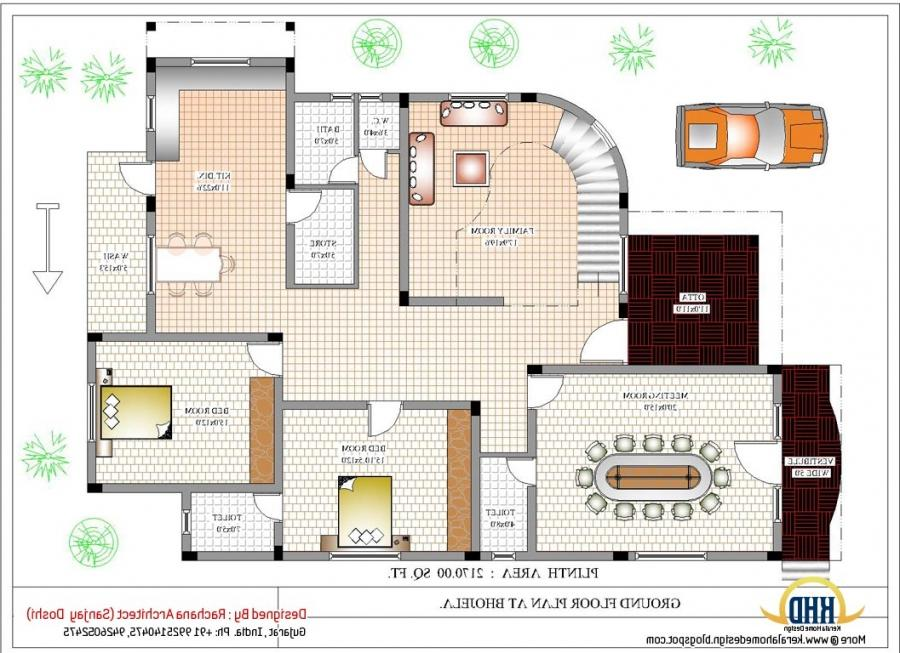 House plan designs with photos for 4200 sq ft house plans