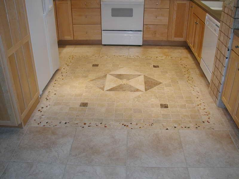Travertine Tile Kitchen Floor Photos