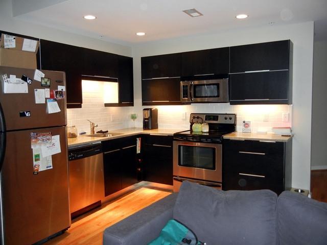 Condo Kitchens Photos