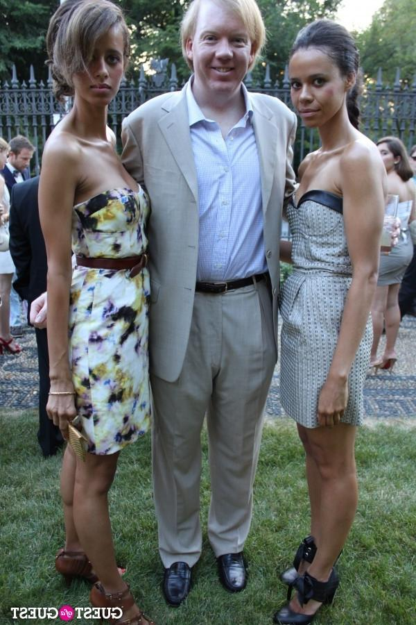 Danielle Schriffen in The Frick Collectionu Summer Garden Party