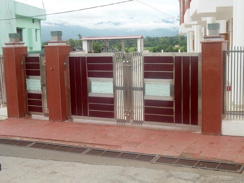 Compound Gate Design Photos