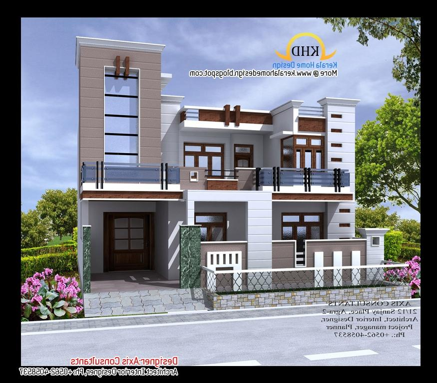 Front Elevation Of House In Sri Lanka : Front elevation photos of indian houses