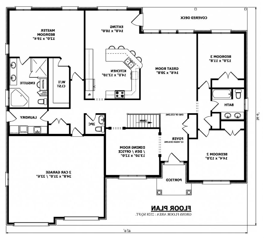 House Plan And Photos