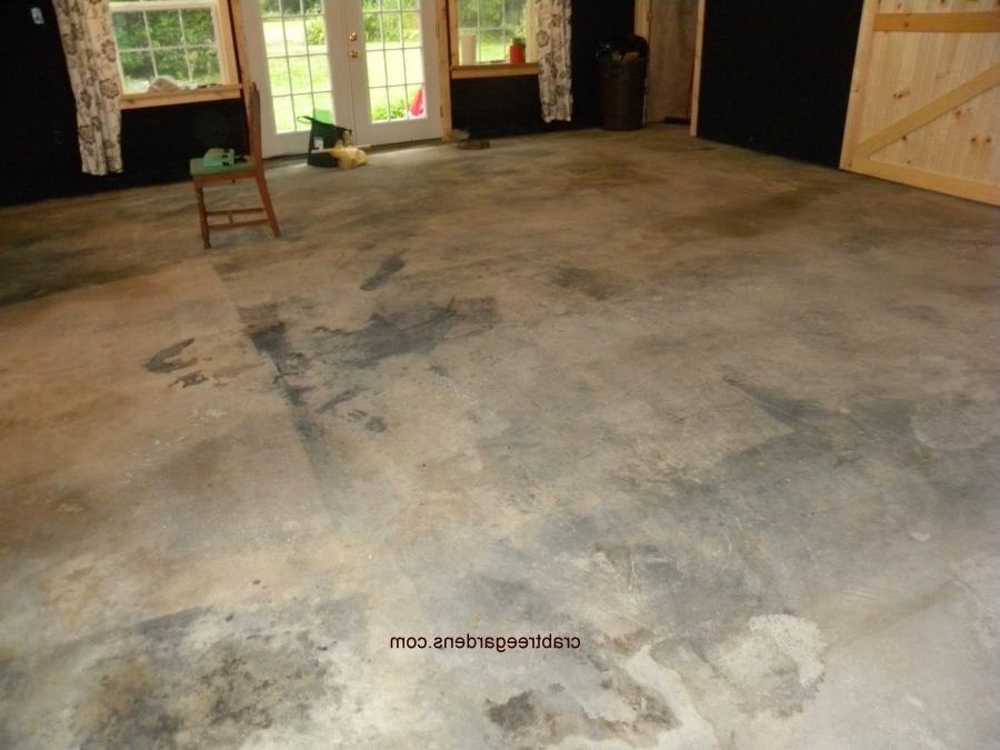 concrete floor photo