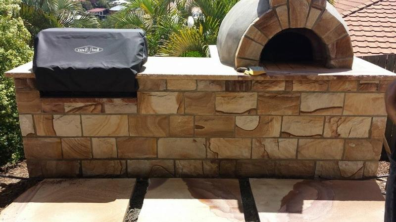 Stone pizza oven photos - Outdoor stone ovens ...