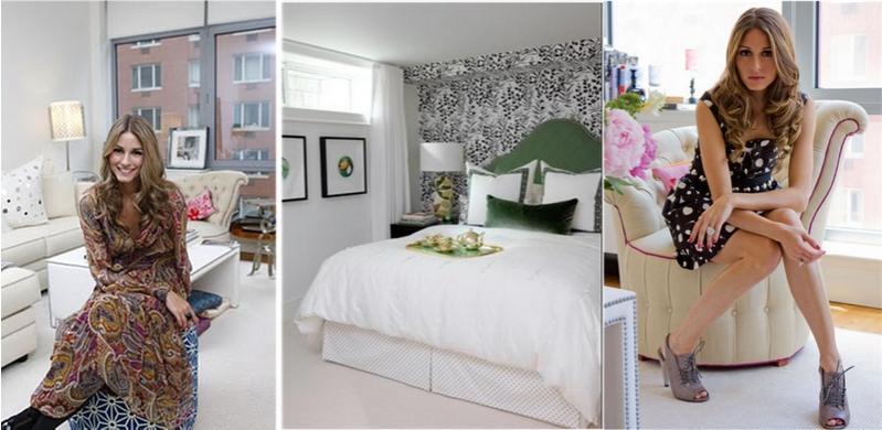 Olivia Palermo Tribeca Apartment Photos