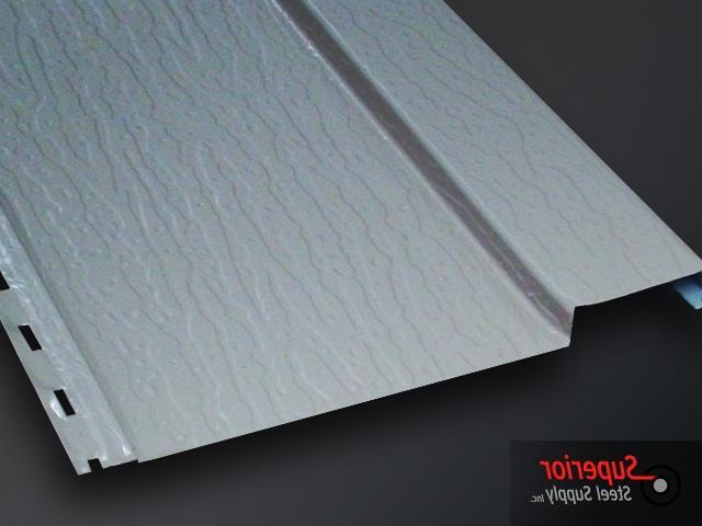 Vertical metal siding photos for Metal board and batten siding