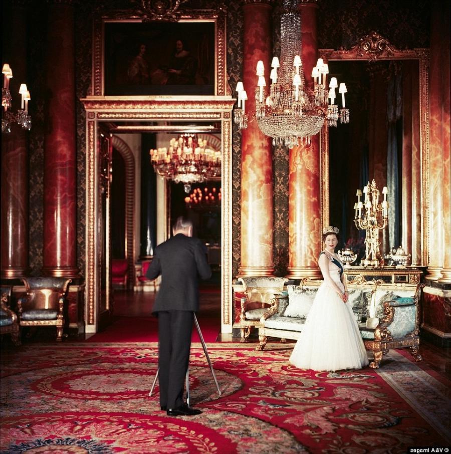 Buckingham Palace Interior Photography