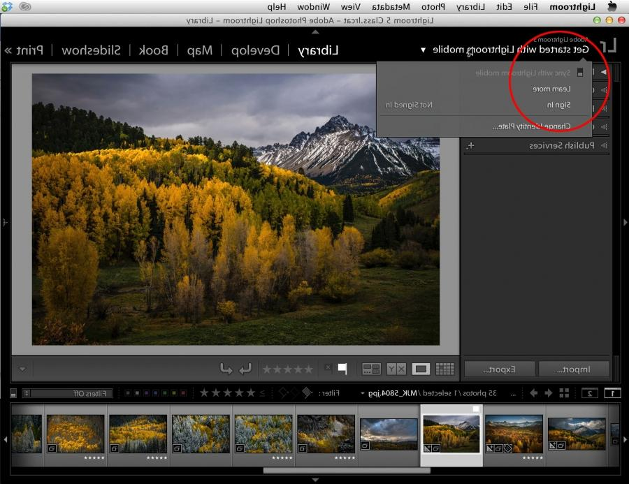 NOTE: Lightroom 5.4 is actually a free release for anyone using...