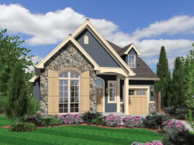 Exterior photos cottage style homes for Cottage design ideas exterior