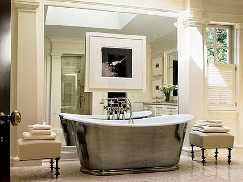 Architectural digest bathroom photos