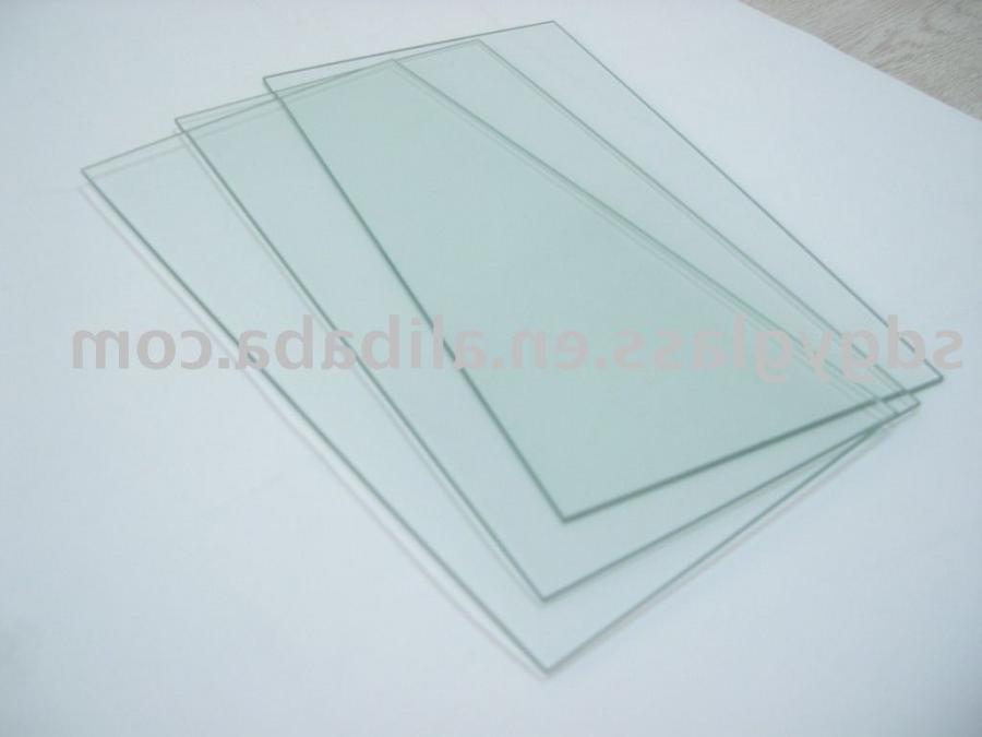 photo frame glass cut size