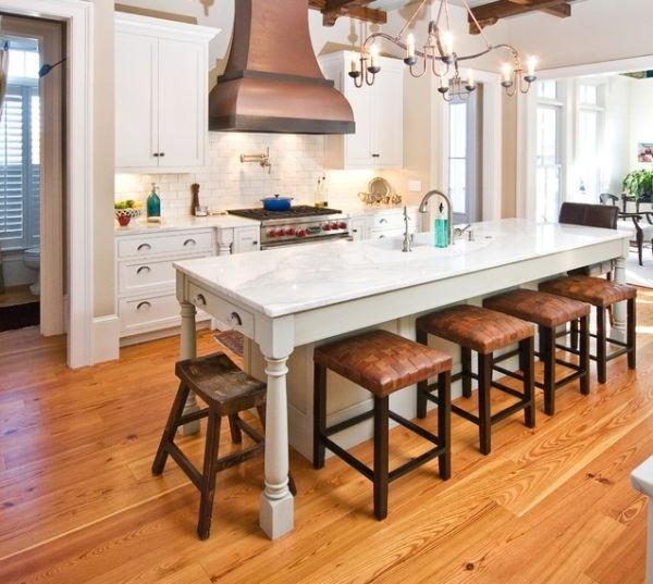 Kitchen Island Bar Photos