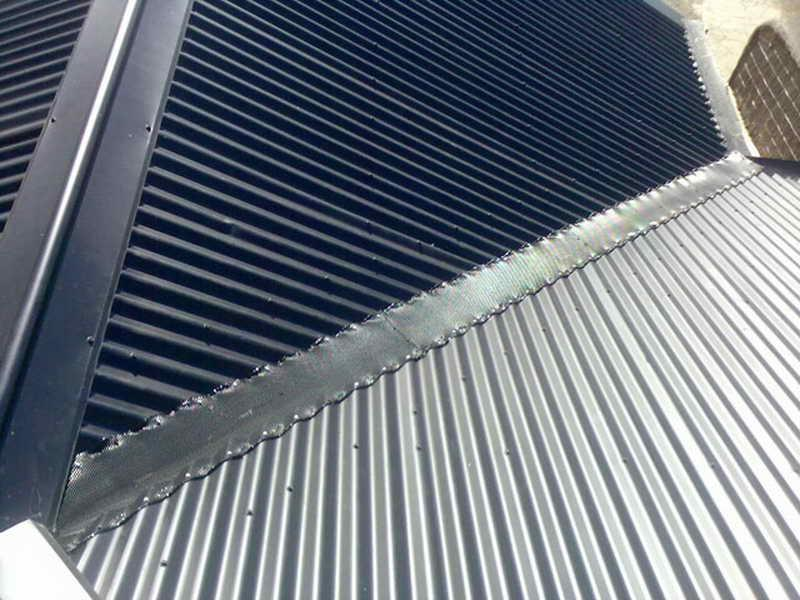 Corrugated Metal Roof Photos