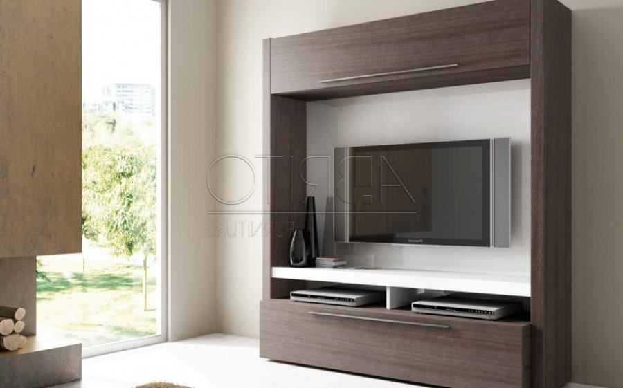 ... design wall cabinets for led tv simple built television... source