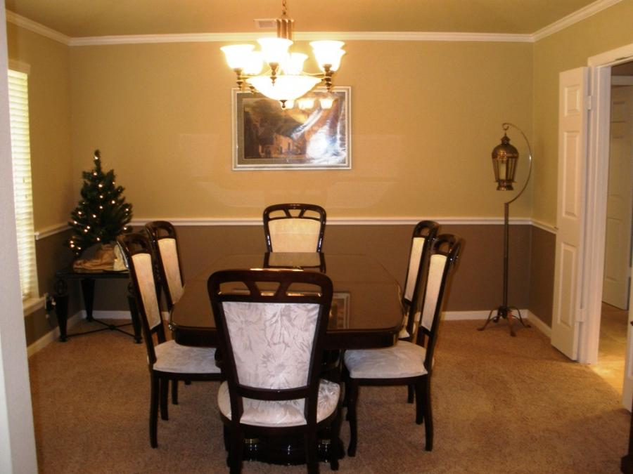 Dining Room Photos Chair Rail