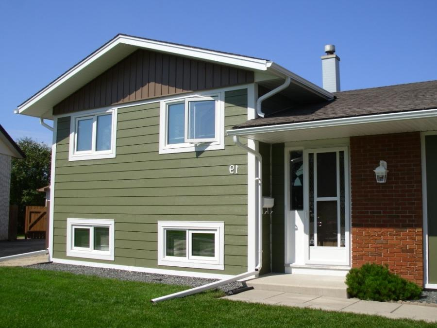 James hardie siding photo gallery for Home builders com