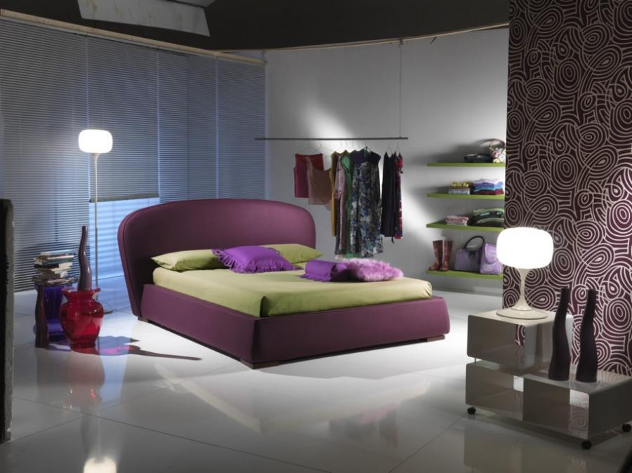 Beautiful modern bedrooms photos for Beautiful contemporary bedrooms