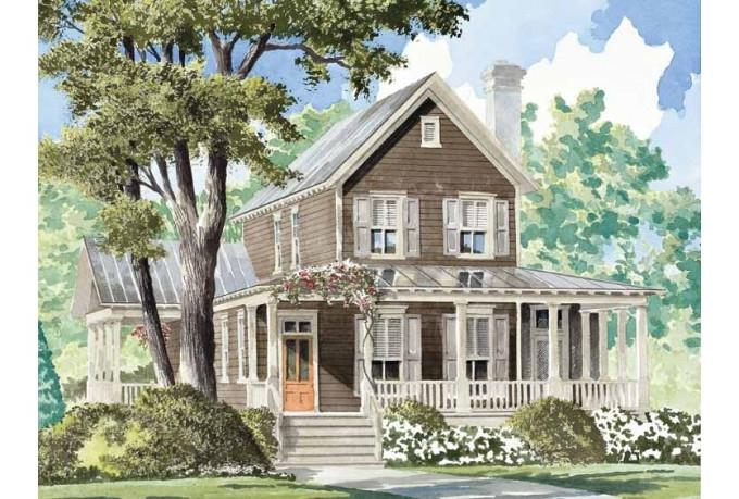 Inspiring Southern Living Lake House Plans 6 Photo - Home ...