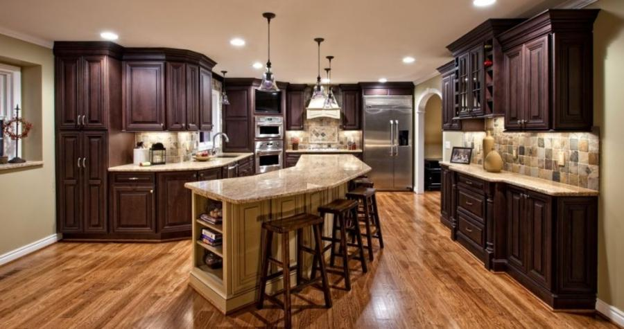 different types of kitchen cabinets source