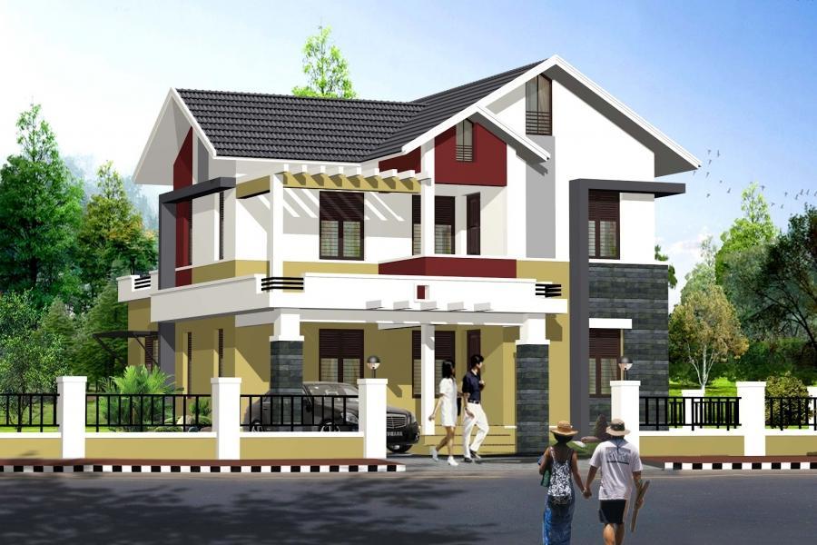 Small House Exterior Design Photos