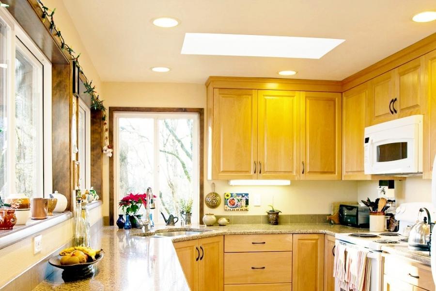 kitchen skylight photos