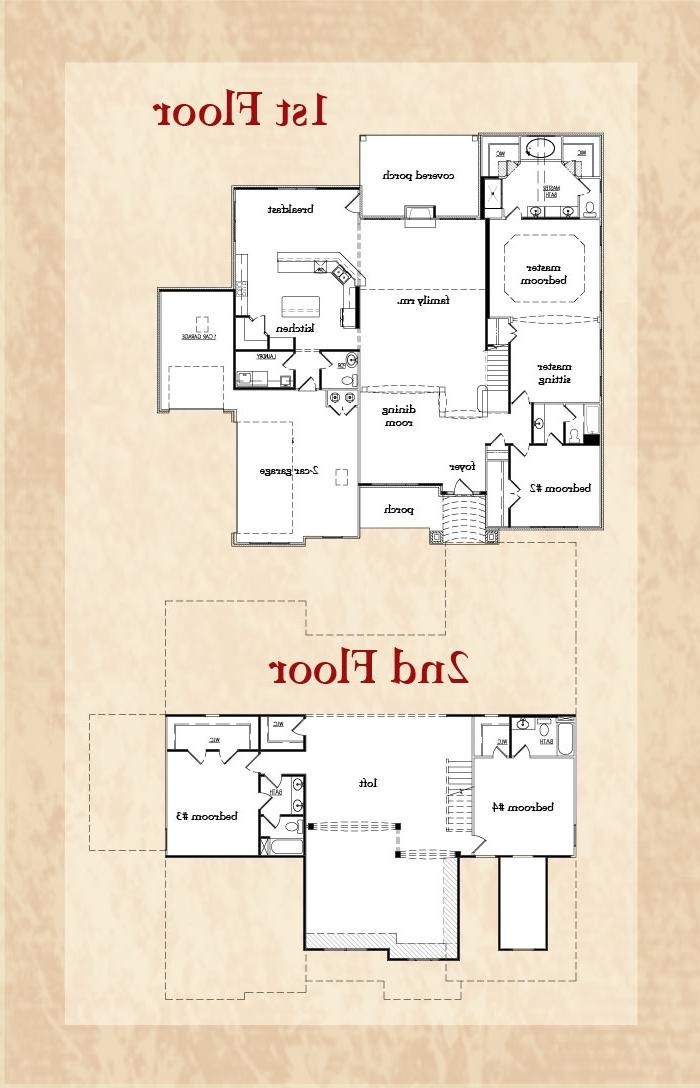 Dream home floor plans photos for St jude dream home floor plan