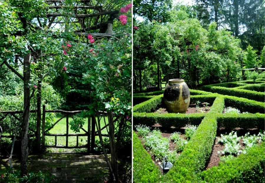 Parterre garden design photos for Garden parterre designs