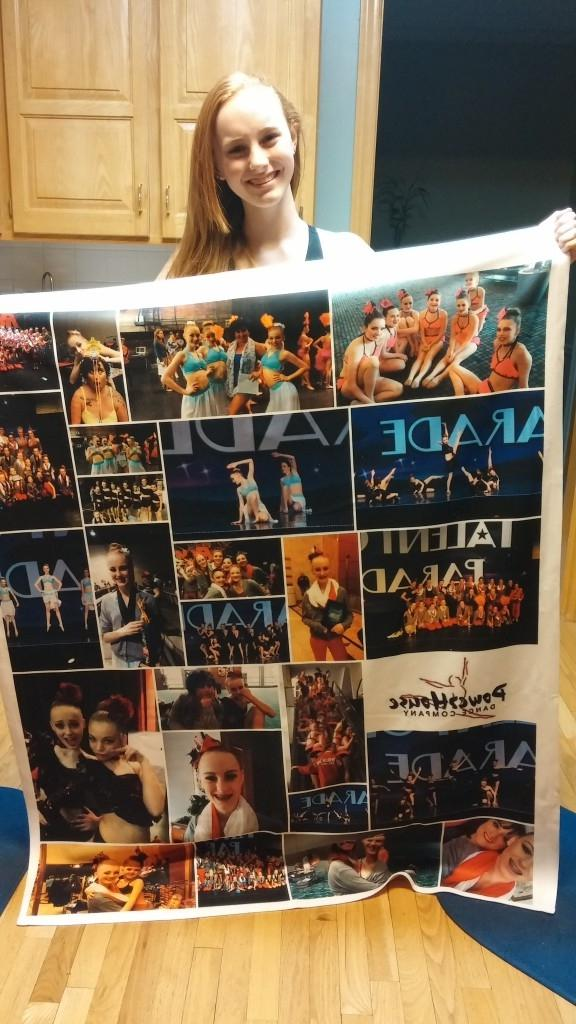 Walmart Photo Collage Blanket Review
