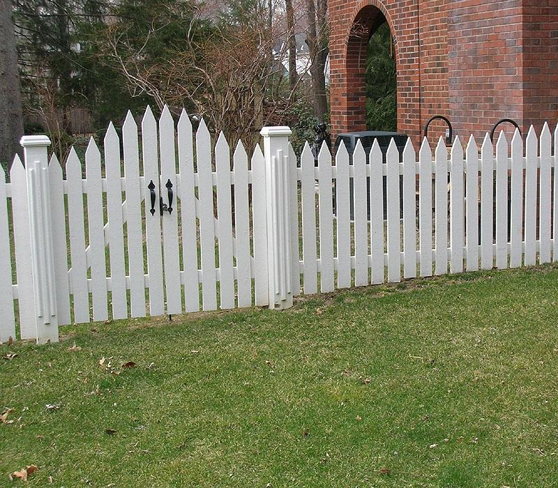 Photos Picket Fence Gates