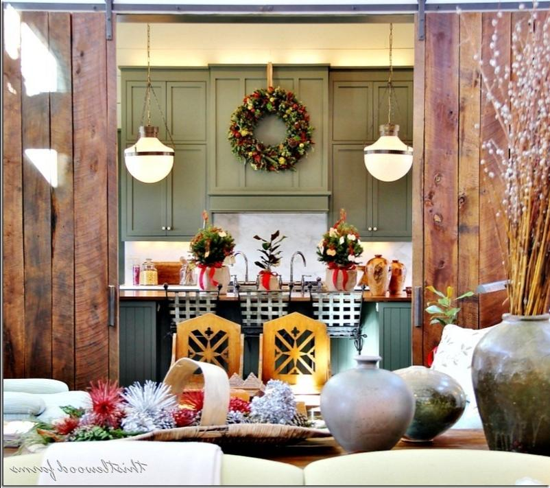 Southern Decor Trends: Southern Living Kitchen Photos