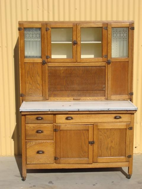 American Antique Hoosier Cabinet Antique Furniture