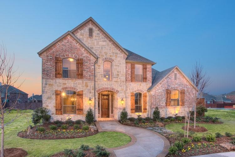 Photos of new houses for New home source dfw