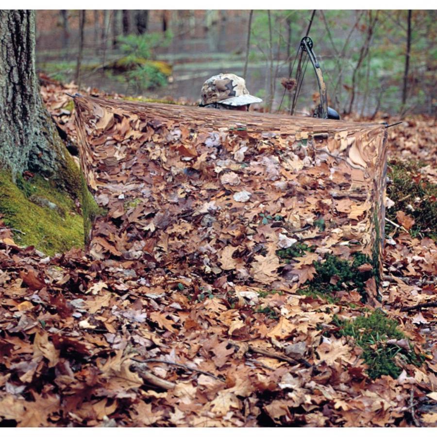 Mirror hunting turkey hunting blind metal harem for Mirror hunting blinds