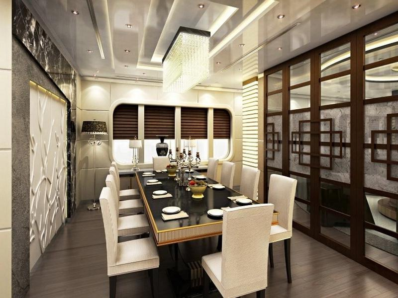 Design photos dining rooms for Interior design living dining room combination
