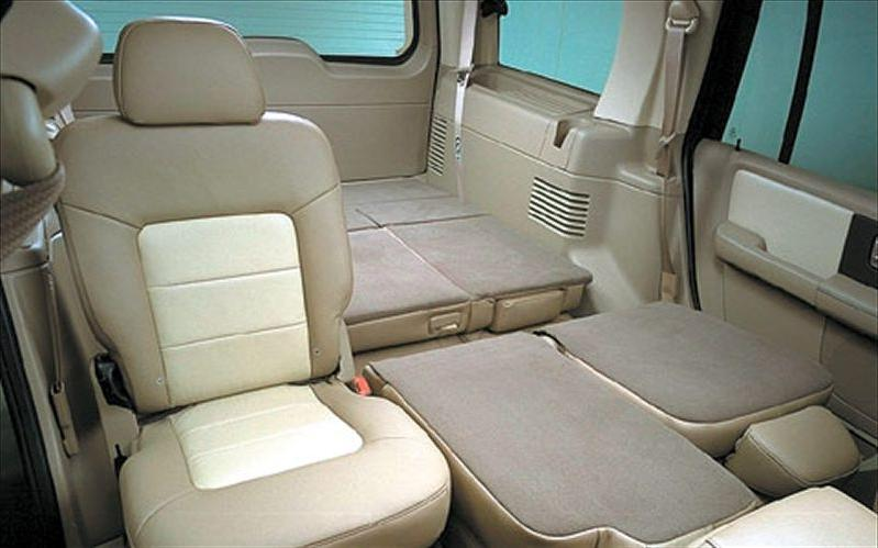 2003 Ford Expedition Interior Photos