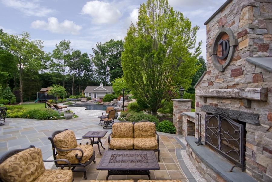 Custom photo tiles nj for Landscape architecture firms