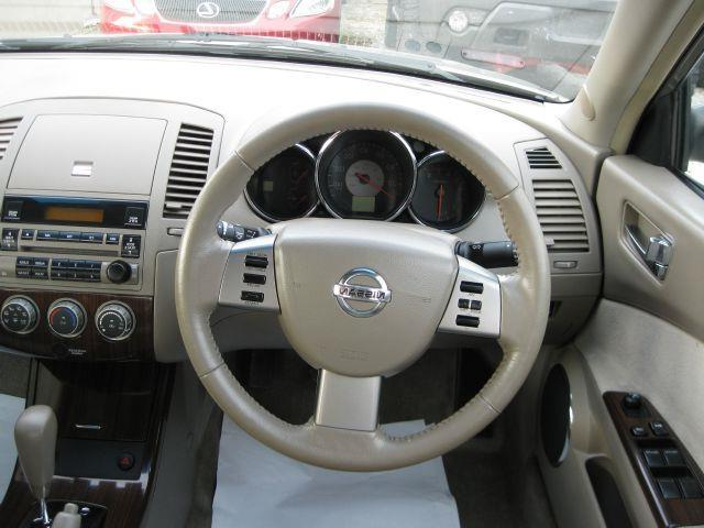 2005 Nissan Altima Interior Photos