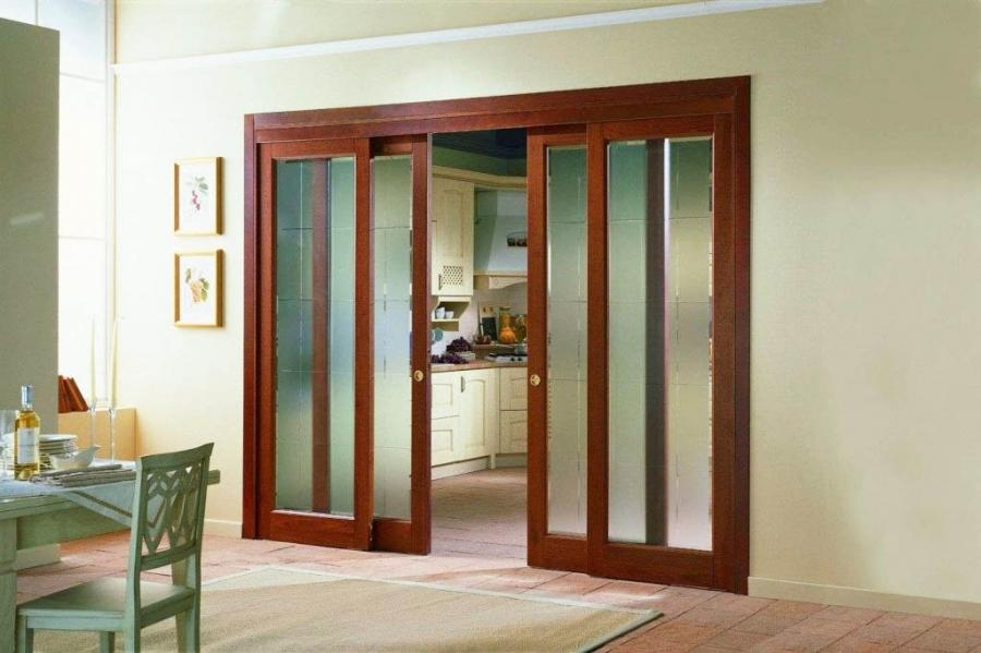 photos interior french doors