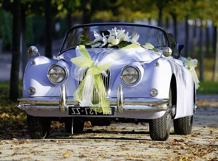 photo decoration voiture mariage. Black Bedroom Furniture Sets. Home Design Ideas