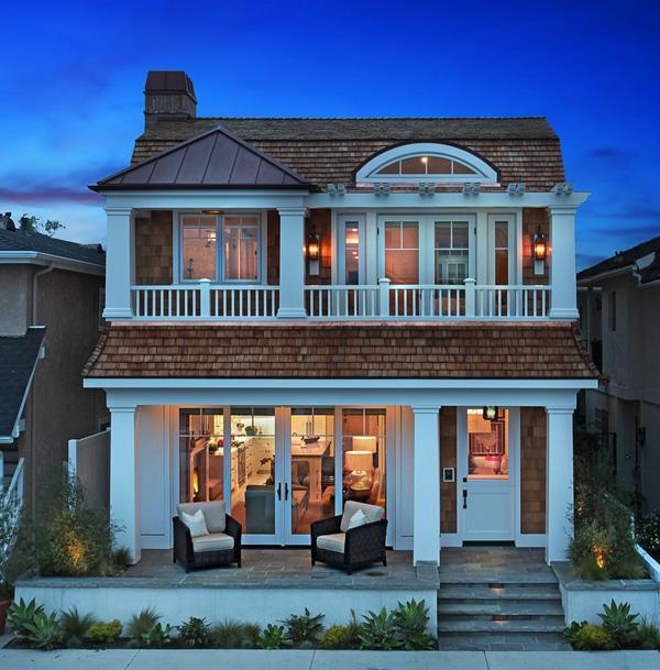 Каталог красивых домов коттеджей фото