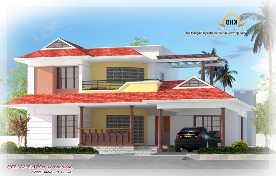 20 Spectacular Duplex Houses Models Building
