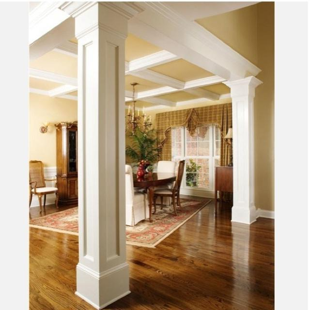 Photos Of Interior Columns And Pillars
